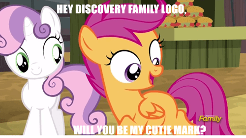 cutie mark discovery family Scootaloo - 8487932928