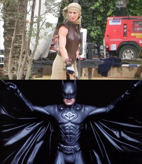 Game of thrones memes season 5 nipple armor from Batman to Dorne