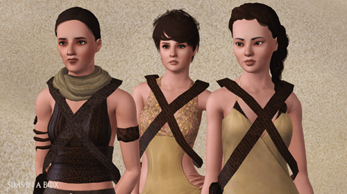 game of thrones memes here's your sand snakes as sims