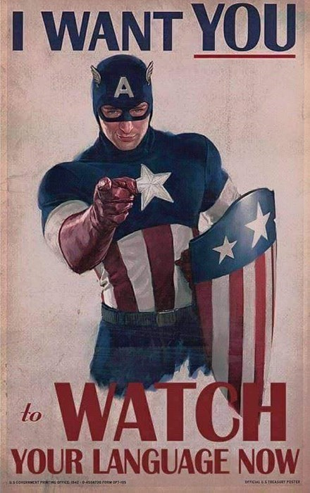 captain america language i want you age of ultron - 8488088064