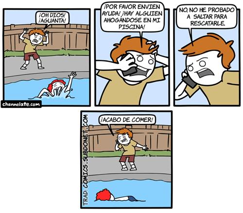al rescate