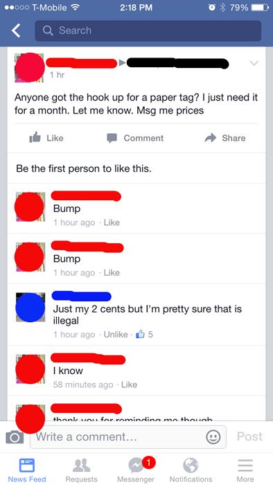 funny-facebook-fail-paper-tag-cars