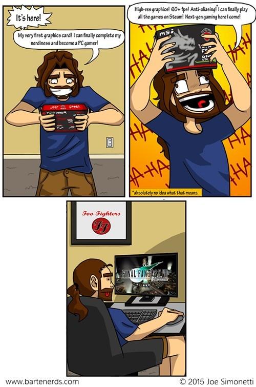 PC MASTER RACE web comics - 8488593152