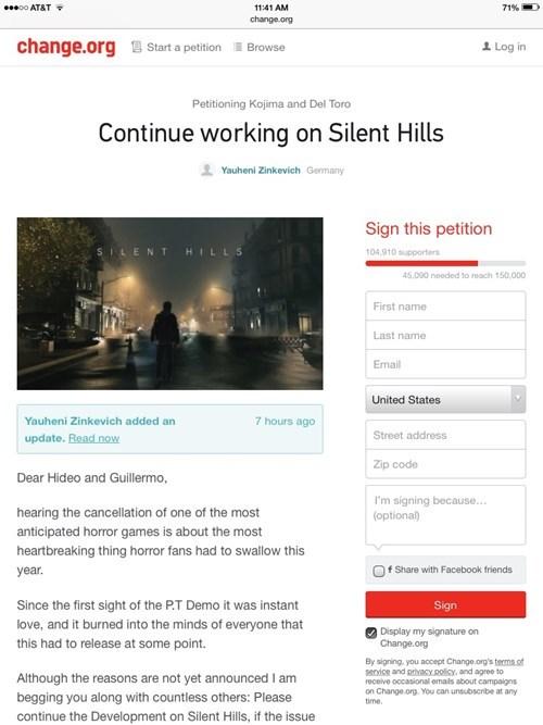 silent hills konami hideo kojima - 8488603648
