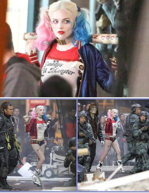 superheroes-margot-robbie-harley-dc-quinn-spotted-on-the-set-of-suicide-squad