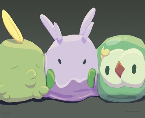 pokemon memes blobs