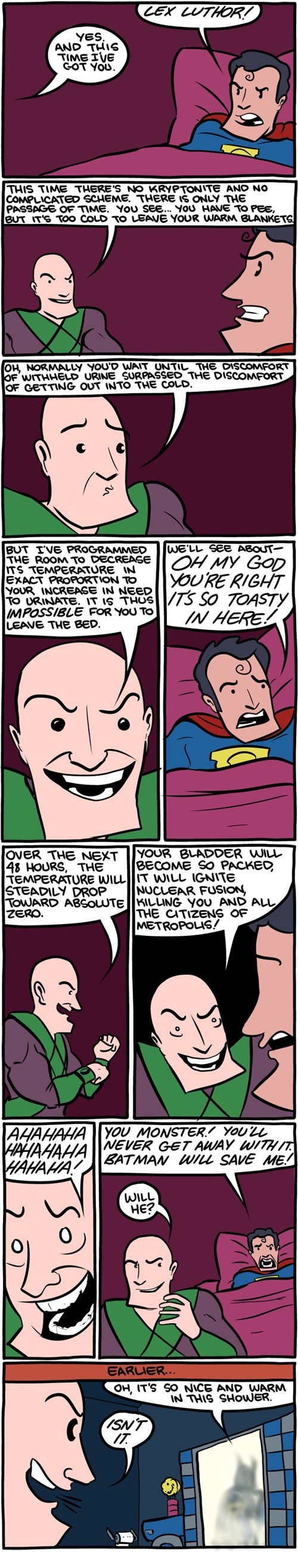 The Plot of The New Batman vs. Superman Movie