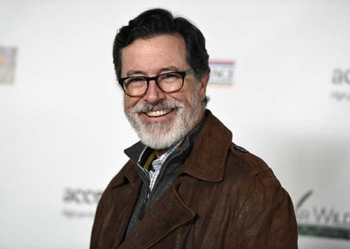 school stephen colbert news Stephen Colbert Funds Every Grant Requested by South Carolina Teachers
