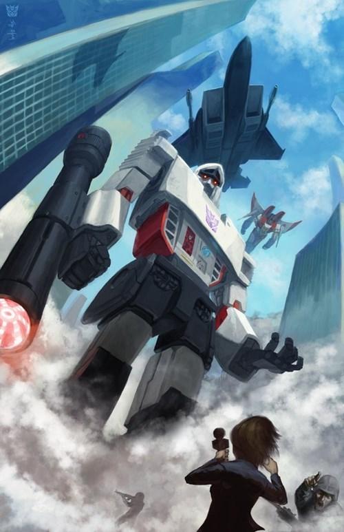 transformers Fan Art - 8489795840