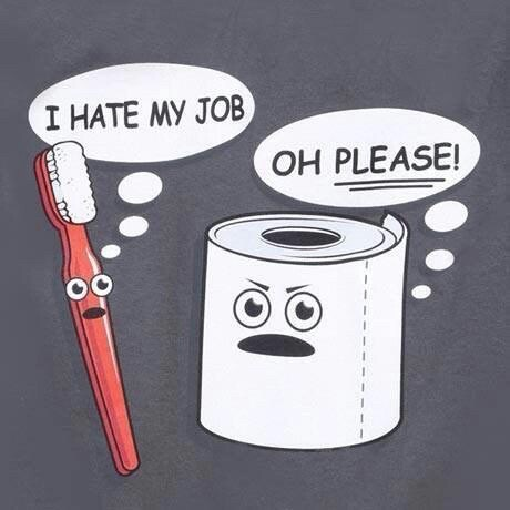 funny work image It Could Always Be Worse