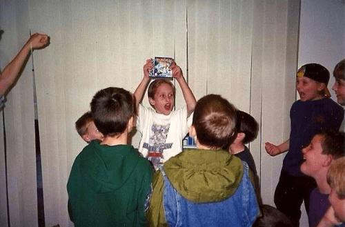 pokemon memes kids excited