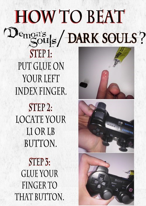 dark souls,demons souls