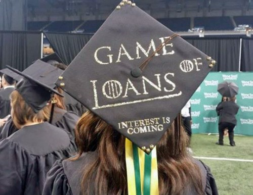 A Student Always Pays Their Debts