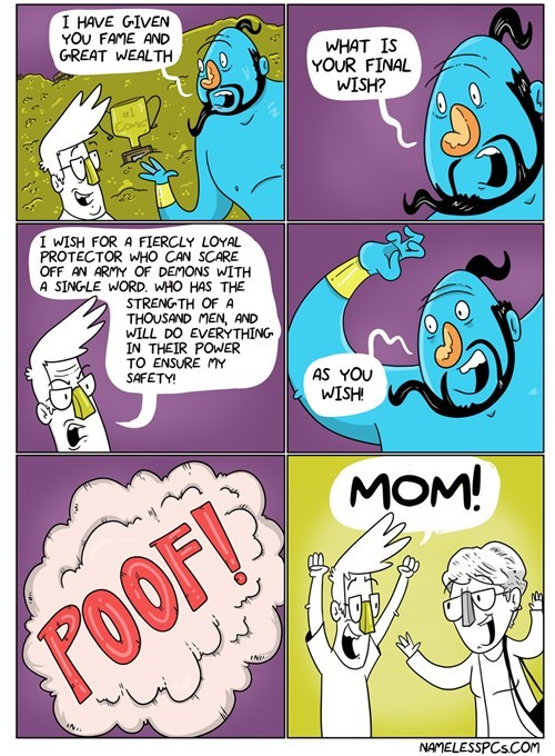 funny-web-comics-youll-never-believe-what-this-genie-grants-this-orphan