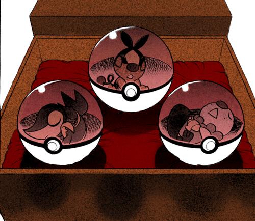 pokemon memes starter balls