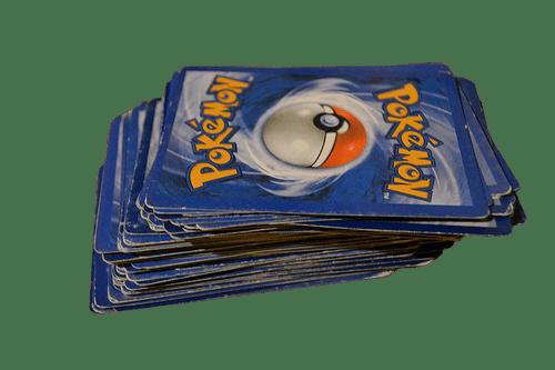 school pokemon cards - 8490423296