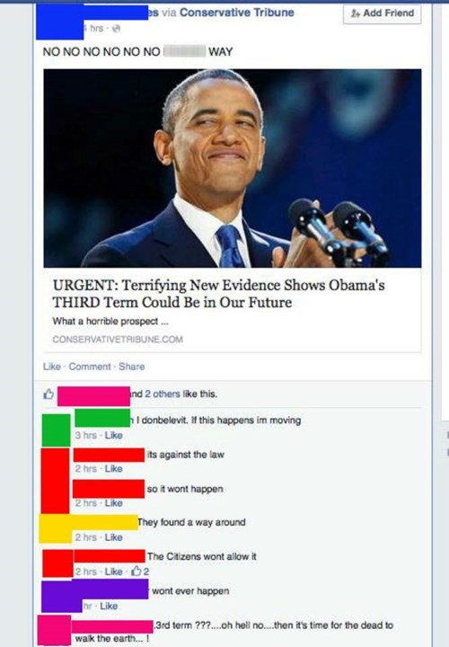conspiracy facepalm barack obama politics - 8491096064