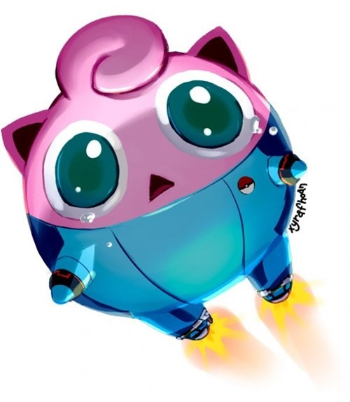 crossover jigglypuff super smash bros Fan Art - 8491237888
