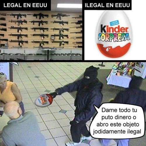 ilegal en EEUU