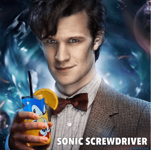 sonic screwdriver puns doctor who - 8491477248