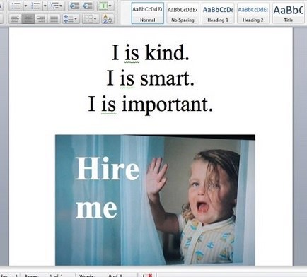 work job hunt image Great Cover Letter