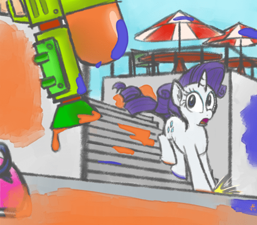 my-little-brony-rarity-plays-splatoon