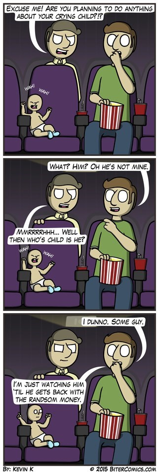 Babies in this economy movies sad but true web comics - 8491766016