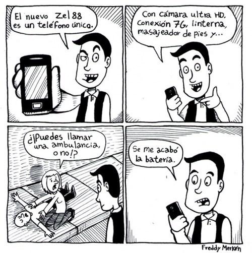 telefono moderno
