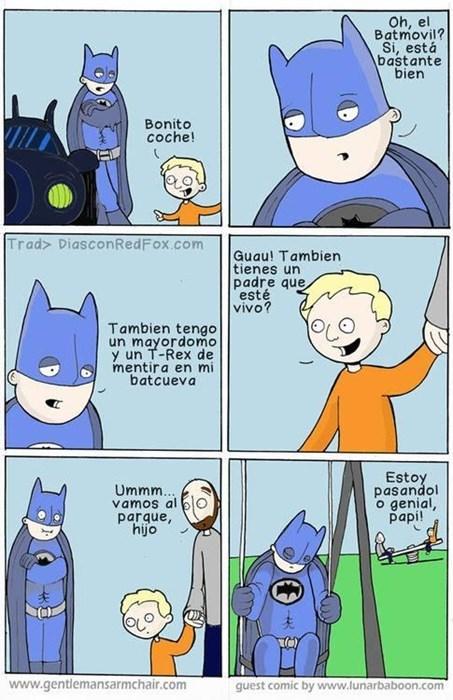 pobre batman