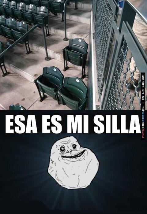 silla forever alone