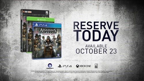 "PSA: They Changed ""Pre-Order"" to ""Reserve"""