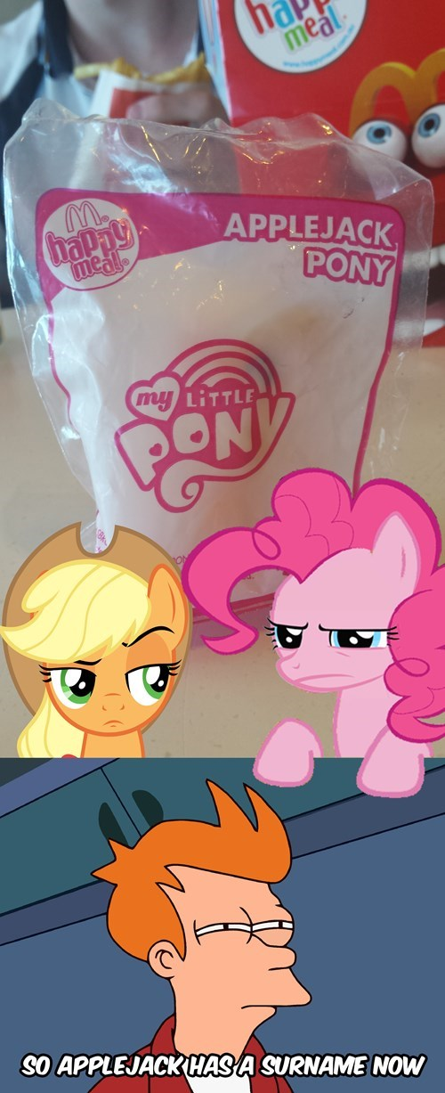 happy meal,applejack,McDonald's