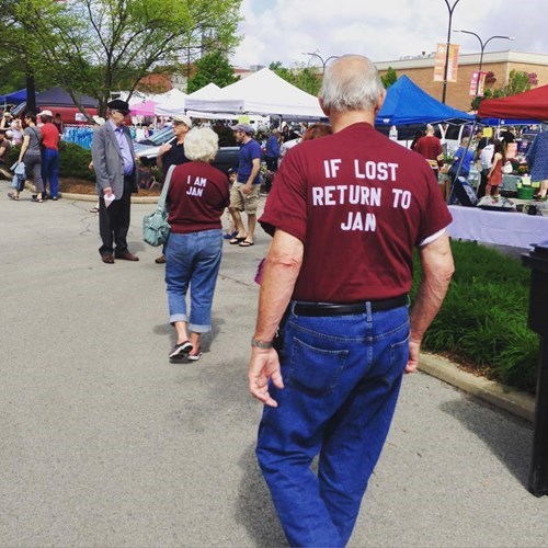 old people shirts win dating