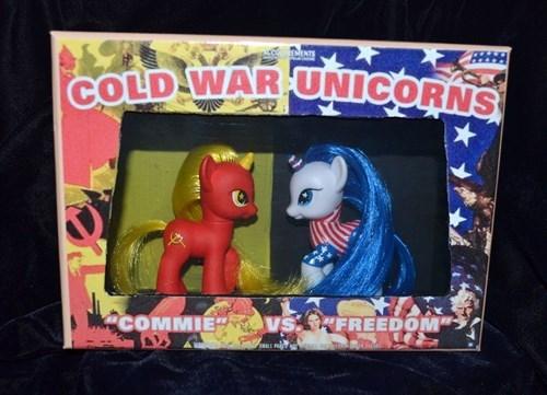 toys MLP cold war - 8492533504