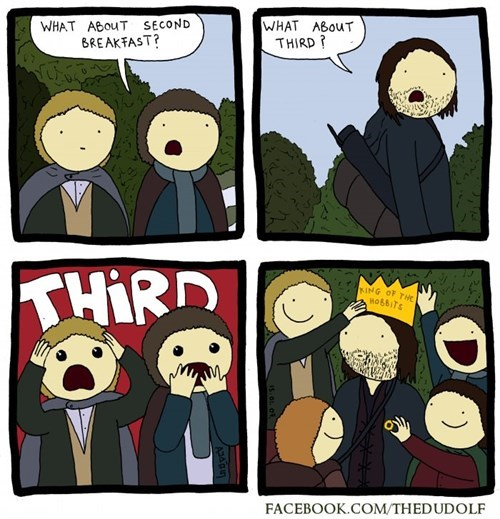 funny-web-comics-how-to-become-king-of-the-hobbits