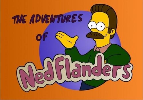 Cartoon - THE ADVENTURES of W flanders