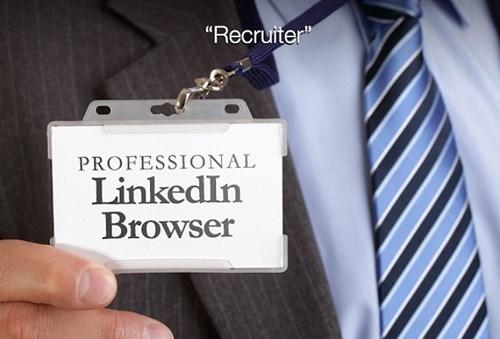 work job list recruiter