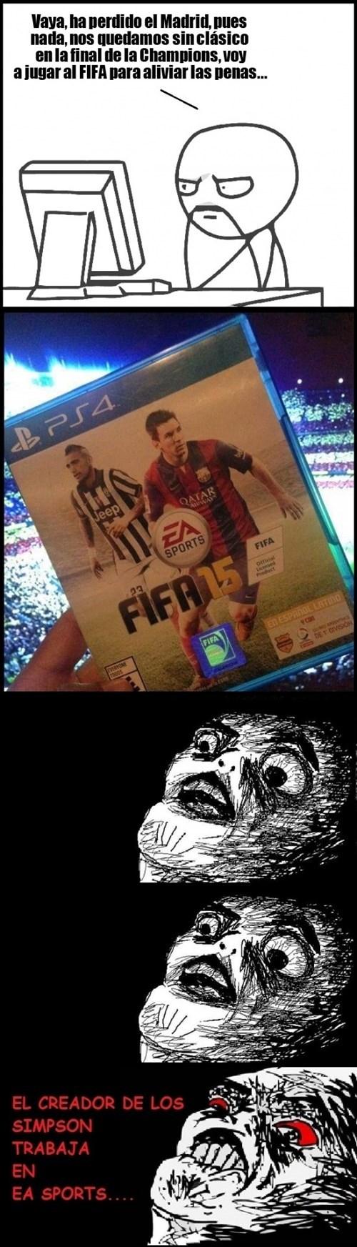 EA sabe