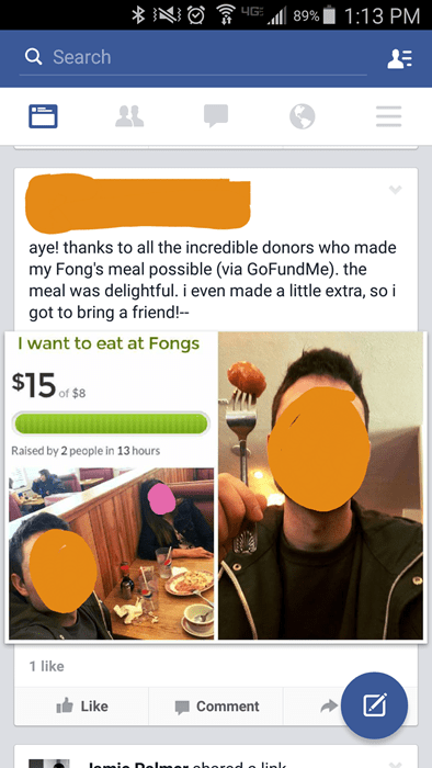 funny-facebook-fail-gofundme-dinner