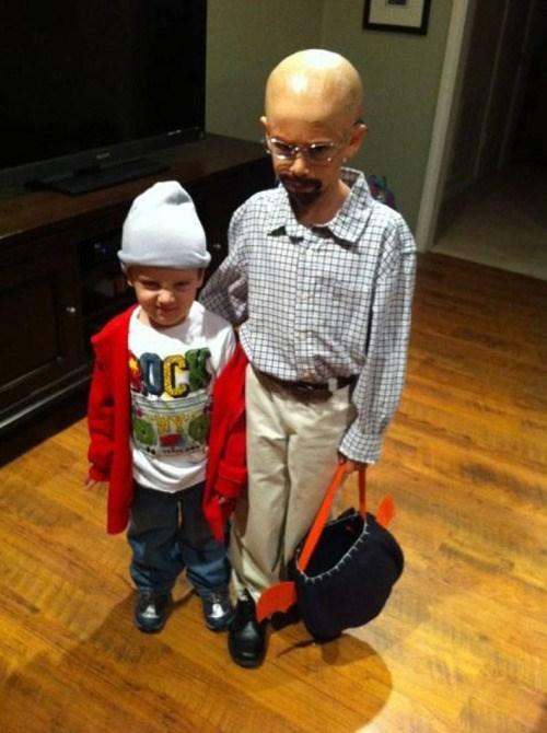 Breaking Bad Halloween costumes