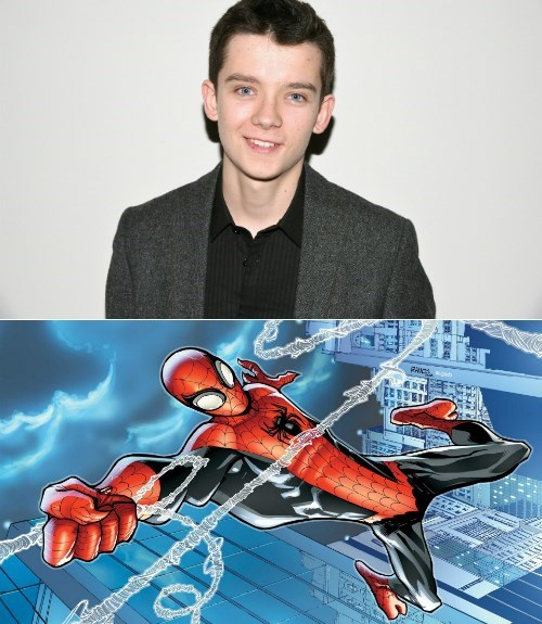 superheroes-spider-man-marvel-asa-butterfield-cast-web-slinger