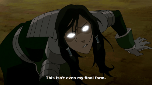 cartoon memes korra final form