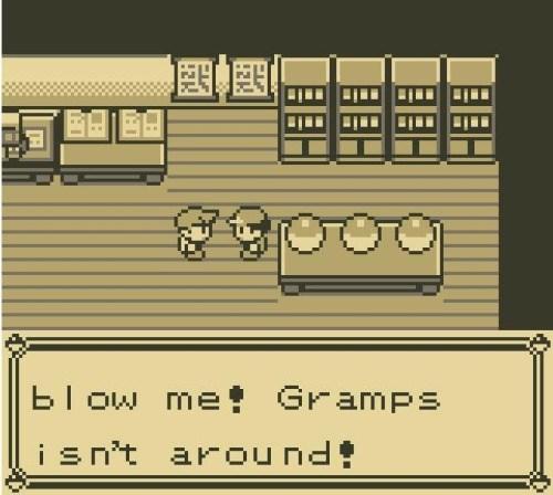 pokemon memes blow me