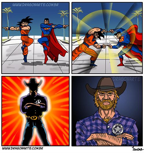 superheroes-superman-dc-goku-merge-into-chuck-norris