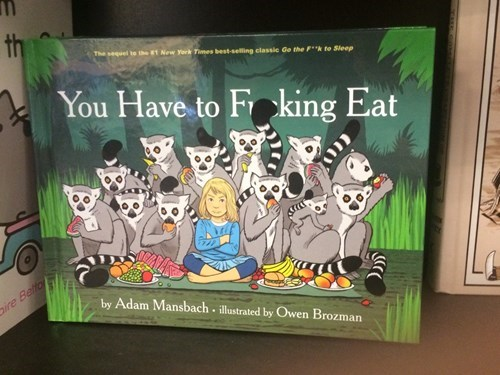 parenting funny books A New Book for Exasperated Parents