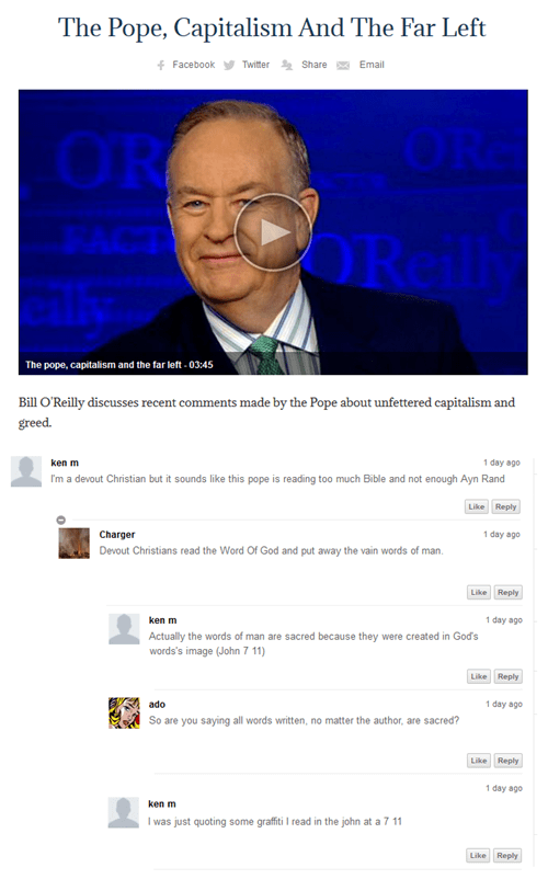 Ken M, the Troll That Will Live in Our Hearts Forever