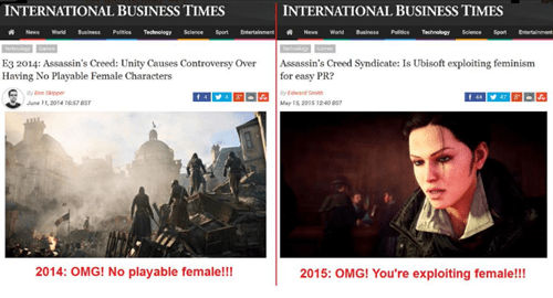 syndicate,assassins creed syndicate,feminism,assassins creed