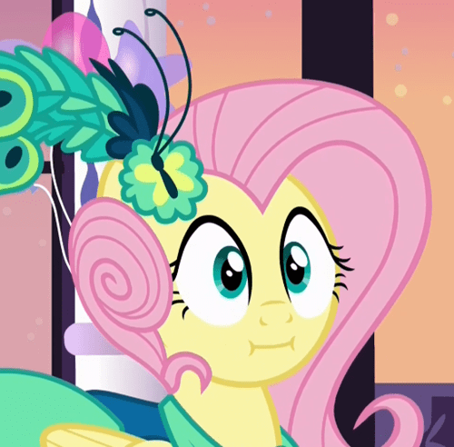 animation dat face fluttershy - 8494131200