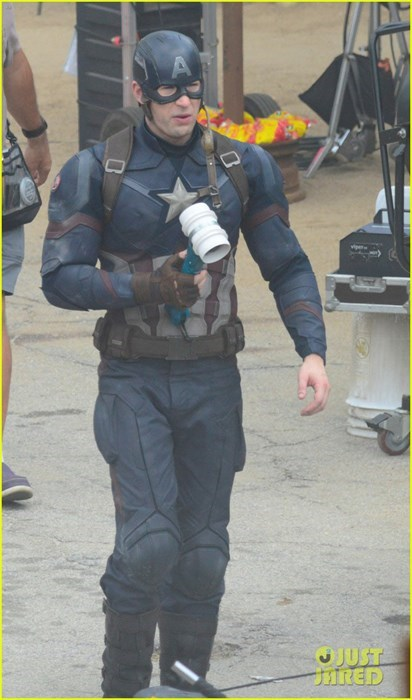 And You Thought Captain America Wasn't Worthy
