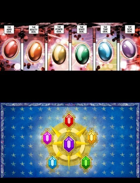 elements of harmony,infinity gems